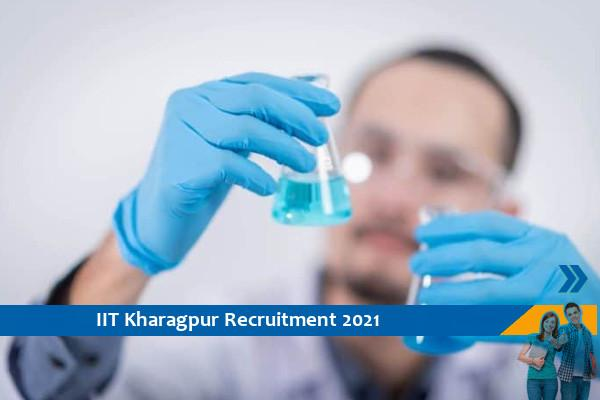 IIT Kharagpur Recruitment for the post of Research Associate