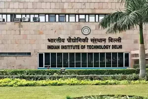 With the new education policy, many interdisciplinary programs will start in IIT Delhi