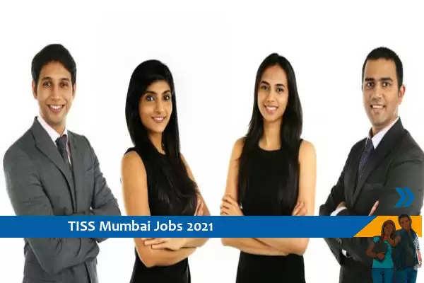 TISS Mumbai Recruitment for the post of Social Worker