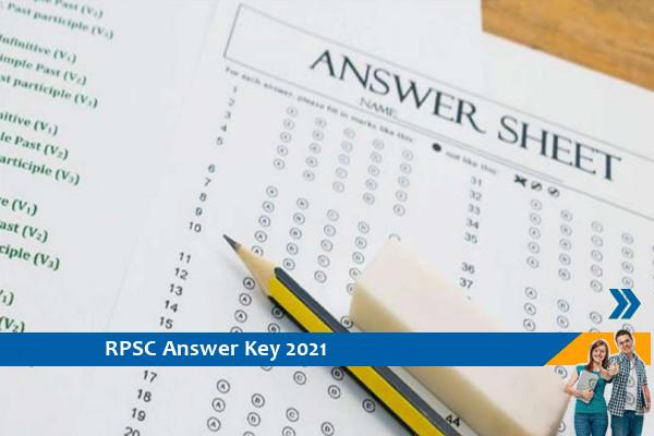 RPSC Answer Key 2021- Click here for Agriculture Officer and Assistant Agricultural Officer Exam 2021 Answer Key