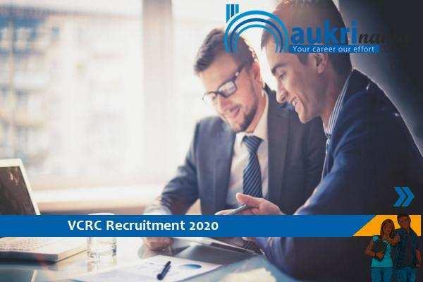 Recruitment for Consultant, VCRC Pondicherry