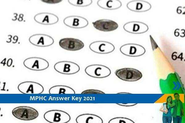 MPHC Answer Key 2021- Click here for Civil Judge Examination 2021 Answer Key