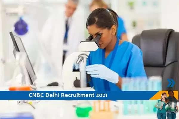 Govt of Delhi Recruitment for Technician Posts in CNBC